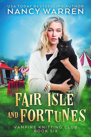 Book Review Fair Isle And Fortunes By Nancy Warren Way Too Fantasy